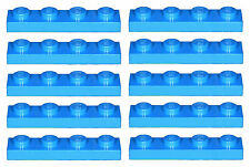 Missing Lego Brick 3710 Blue x 10 Plate 1 x 4