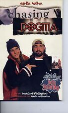 Chasing Dogma 1st Print 2001 - Kevin Smith - Intro Alanis Morissette NM
