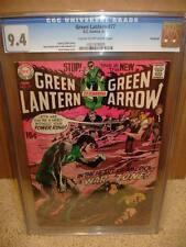 Green Lantern #77 CGC 9.4 Neal Adams! Pedigree! cm