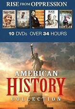 American History Collection: Rise from Oppression (10-Disc Set) New