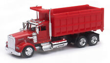 Red KENWORTH Dump Truck 1:43 New Ray