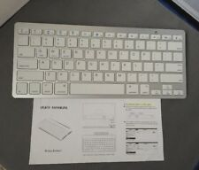 Generic Ultra  Mini Silver Wireless Bluetooth Keyboard For Android  Windows OS