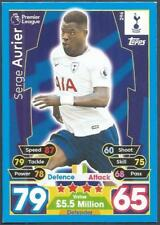 TOPPS MATCH ATTAX 2017-18- #300-TOTTENHAM HOTSPUR-MOUSA DEMBELE-ALL-ROUNDER