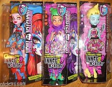 Monster High INNER MONSTER MOOD PACK ADD ON SCARED SILLY FEARFULLY SPOOKY SWEET