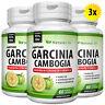 180 Pure GARCINIA CAMBOGIA Fat Burner Capsules Weight Loss Diet Keto Pills