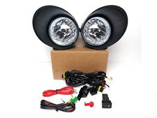 07-12~Toyota~Tundra~~Fog~Lights~Clear~Wires~Switch~Bezel~Housing~