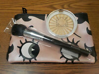 Betty Boop Ipsy Bag Oct  2019~OFRA Rodeo Dr Highlighter & Crown Brush