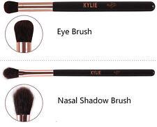 Kylie Jenner 6 piezas profesionales Maquillaje Cepillo de ojos Colección Set cepillos de maquillaje