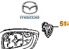 Genuine Mazda 6 2014-2016 Mirror Side Turn Lamp RH - GHP969122C