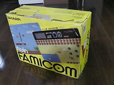 Sharp Twin Famicom System An-500B (Boxed)