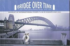 Australia 2007 Sydney Harbour Bridge Over Time Prestige Booklet