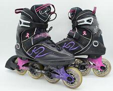 K2 Roadie Alu Gr. 38 Damen Inliner Inline Skates Fitness Gesundheit Sport