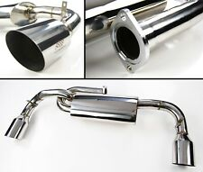 STAINLESS DECAT DE CAT EXHAUST SYSTEM FOR TOYOTA MR2 MK2 91-98 2.0 16V NON-TURBO
