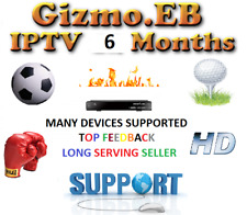 6 Months IPTV Subscription, Smart Tv, Fire Stick, Android, Mag, Openbox Support