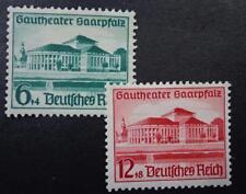 Germany Third Reich 1938 Theater Saarplatz Mlh