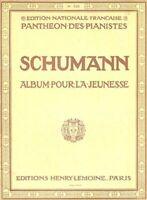 Partition : Album pour la Jeunesse Op.68 - Piano