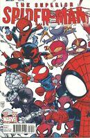 Skottie Young Variant Superior Spider-Man #32 Marvel Comics NM