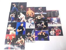 WWF Wrestling Titan Sport Comic Images Duo Trading Cards 1998 Lot Of 18