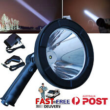 12V 1000W CREE Handheld Spot Light Rechargeable LED Spotlight Hunting Shooting