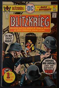 Blitzkrieg #1 NM
