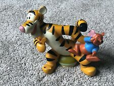 New listing Disney Tigger and Roo with a honey pot 6 inch resin statue