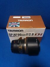 TAMRON SP AF90mm f/2.8 MACRO 1:1 Di Lens For Sony Minolta