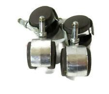 Rainbow Vacuum Base Replacement Wheels Original Equipment Good Cond. Free Ship