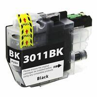 BLACK LC3011 INK Cartridge for Brother MFC-J491DW MFCJ497DW/J690DW/J8950DW