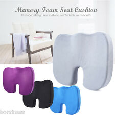 Coccyx Orthopédique DOUX PUR mousse à mémoire de Forme Coussin siège pour chaise