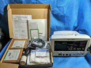 Welch Allyn 6200 Series Vital Signs Monitor with Accessories - BRAND NEW SYSTEM