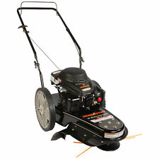 Remington 22 Gas-Powered Wheeled String Trimmer Lawn Mower