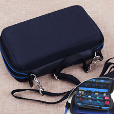 Game Storage Carrying Travel Bag Fit for Nintendo 3DS XL /2DS XL /3DS DSi.