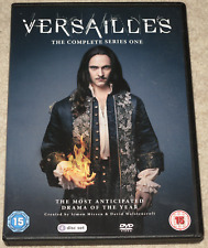 VERSAILLES The Complete Series One 4-DISCS REGION 2 DVD Acorn LOUIS XIV