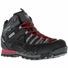 Mens Walking Hiking Boots Waterproof Hiker Boot Mid Rise Sizes UK 7-12