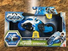 Max Steel TurboBike. NEW IN BOX!!
