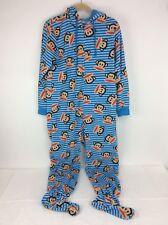 Paul Frank Women's One Piece Hooded Sleepwear Sz. M