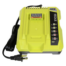 Ryobi OP401 40V Li-Ion Battery Charger for OP4026 OP4015 OP4030 Replaces OP400