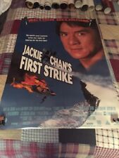 Jackie Chan's First Strike Movie Poster
