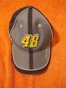Jimmie Johnson #48 Lowe's Hendrick Motorsports Strap Back Trucker's Hat
