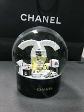 CHANEL 2019 ELECTRICAL RECHARGABLE HUGE SNOW GLOBE DOME