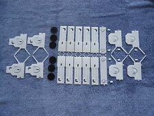 82 83 84 85 86 87 88 Olds Cutlass Lower Molding Plastic Clips - 26 Clips