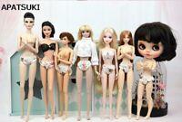 Soft Lace Underwear Briefs Dolls Knickers For 1/6 BJD Dolls Underpant Accessoris