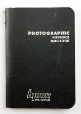 196563 Aerial Photographer's Handy Reference Handbook 1961