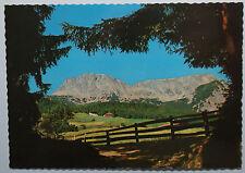 Bella vecchia cartolina AK-Sarnthein Sarntal Idyllic Walk