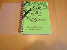 Koch- Back- und Gartenbuch des Obst- u.Gartenbauvereins Neresheim-Stetten e.V.