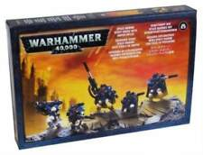 Warhammer 40k Space Marines Scouts with Sniper Rifles NIB