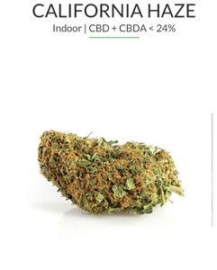 1g California Haze, Weed, Gras