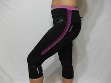 pantalone professionale running corsa donna nero rosa Karrimor x lite  S M L XL