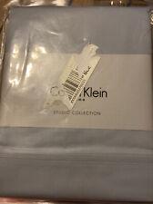 New Calvin Klein Studio Collection  Florence Stitch  King Size Pillowcase Pair