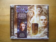 Doctor Who The Butcher of Brisbane, 2012 Big Finish audio book CD